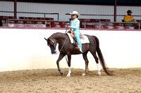 Class 246 - Walk-Jog Western Pl/Riders 10 & Under