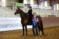 Class 135 - Walk/Trot Country English Pl/Riders 10 & Under