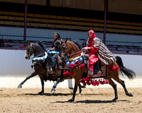 Class 327 - HA Mounted Native Costume Championship