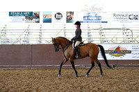 Class 145 - Hunter Seat Equitation Not to Jump/AATR 19 Yrs/Over